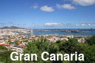 Spanska fastigheter - Spansk bostad Gran Canaria, Spanien