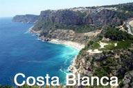 Spanska fastigheter - Spansk bostad Costa Blanca, Alicante, Spanien