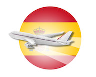 Flyg och hotell i Spanien