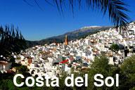 Spanska fastigheter - Spansk bostad Competa, Malaga, Spanien